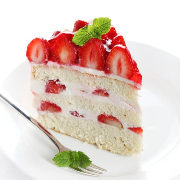 Картинки кусочков тортиков