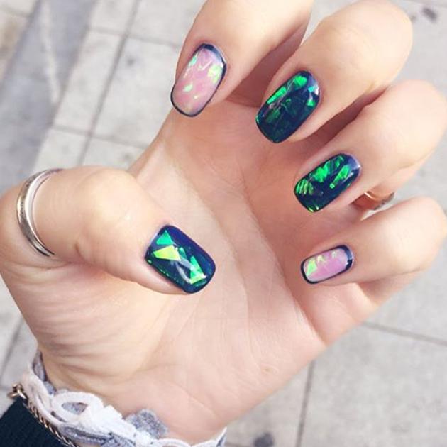 Тренды дизайна ногтей 2016