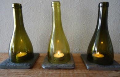20 идей как использовать бутылки из-под вина