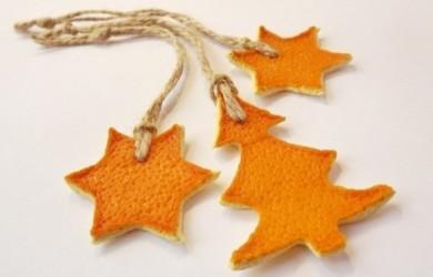 10 способов, как использовать мандариновую кожуру