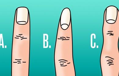 форма пальцев может рассказать многое о человеке