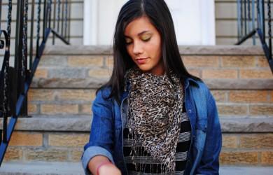 Оригинальные идеи, как умело завязывать шарф или платок